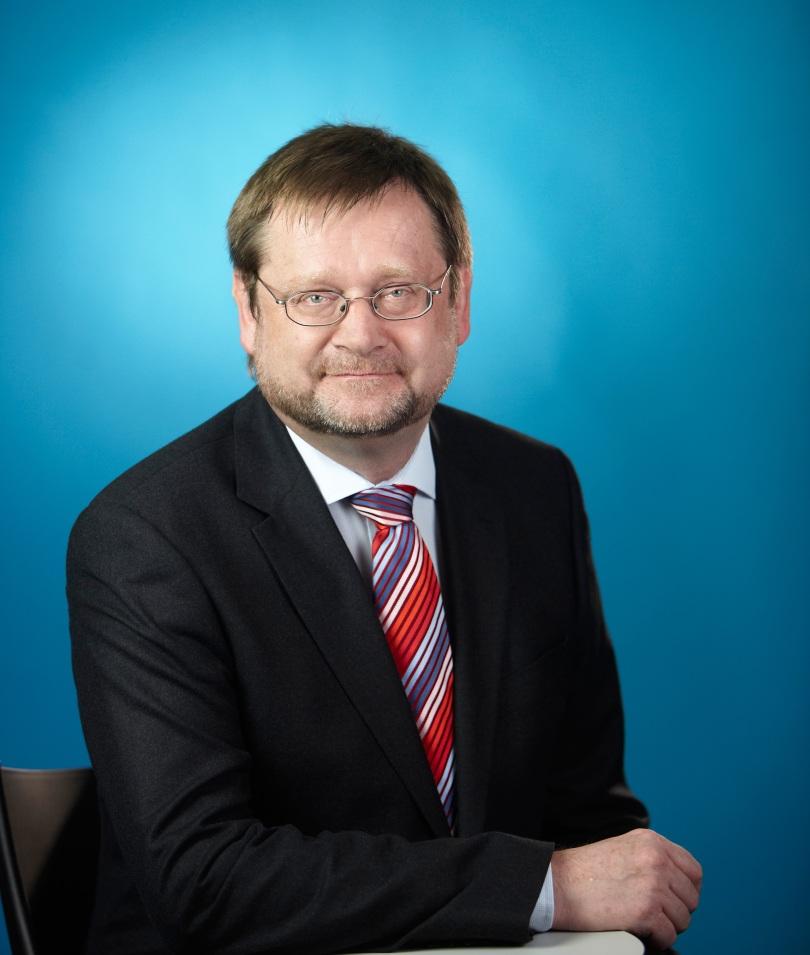 Statssekretær Jürgen Becker