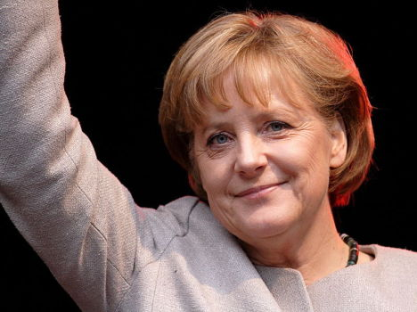 Angela Merkel vil stenge tyske atomkraftverk