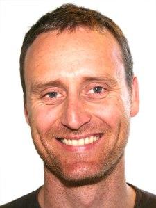 Seniorforsker Glen Peters er hovedforfatteren bak den nye artikkelen (Foto: Cicero)