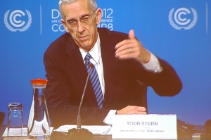 USAs forhandlingsleder Todd Stern (Foto: Erik Martiniussen)