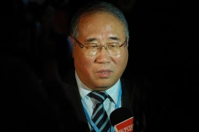 Kinas forhandlingsleder Xie Zenhua (Foto: Erik Martiniussen)