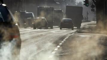 Utslippene fra bilparken øker.