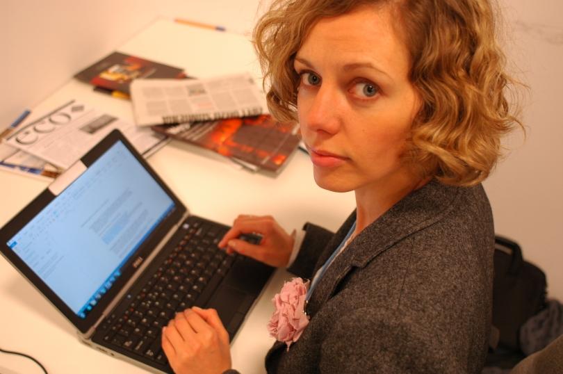 Julia Michalak mener Polen blokkerer EUs klimapolitikk.