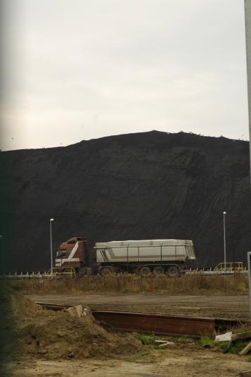 Polen har noen av Europas største kullgruver. Mye av kullet brennes i Polens mange kullkraftverk (Foto: Erik Martiniussen)