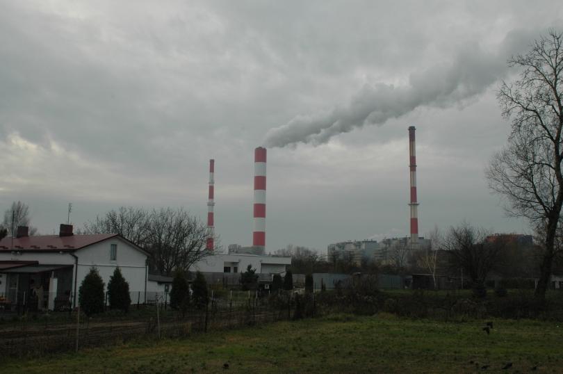90 prosent av elektrisiteten i Polen kommer fra kullkraft (Foto: Erik Martiniussen).