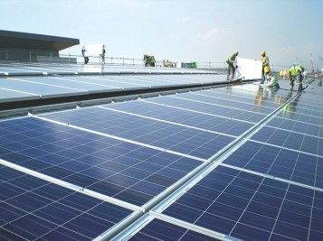 Hvor er hjemmemarkedet for norske solceller? (Foto: REC)